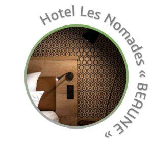 """Hotel Les nomades """"BEAUNE"""""""